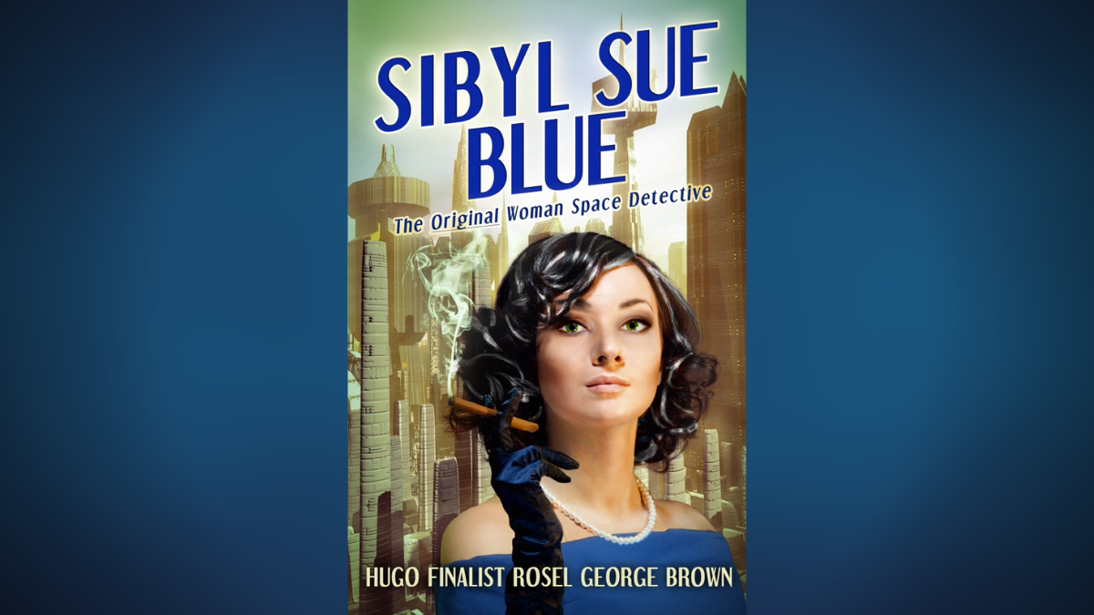 Sibyl Sue Blue is HERE!